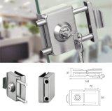 La puerta de cristal el cilindro Cerradura para puertas dobles XE163