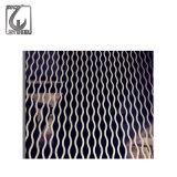 En acier inoxydable 304 Taille de plaque décorative en relief Diamond Motif à carreaux