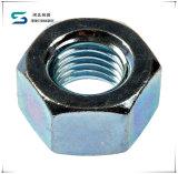 DIN933 l'écrou hexagonal, carré de l'écrou de boulon, écrou à embase Custom-Made