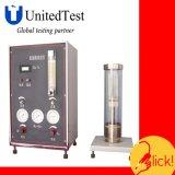 Appareil de contrôle d'index de l'oxygène de limitation/appareillage index de l'oxygène