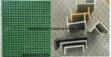 Miniineinander greifen-FRP geformte Vergitterung mit geknirschter Oberfläche