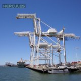 Quayside populaire grue à conteneurs offshore