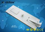 Waterdichte IP65 Automatische de Ontdekkende LEIDENE van de Verlichting ZonneStraatlantaarns van de Sensor