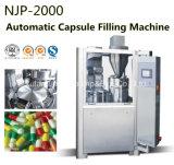 Польностью автоматическая трудная машина заключения капсулы (NJP-2000)