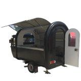 China Tamaño Personalizado barbacoa móvil carritos de perros calientes carro de los alimentos en venta