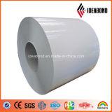 Bande en aluminium à revêtement de couleur pour une utilisation en intérieur