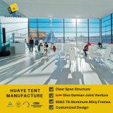 Tente allemande de salon de véhicule de type de Manhattan de structure avec le modèle haut classique (P0 HMH)