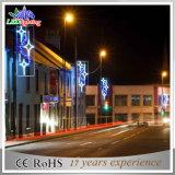 Indicatore luminoso decorativo della stringa di natale decorativo esterno della via LED di Morden