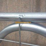 Rete fissa galvanizzata del metallo per l'azienda agricola