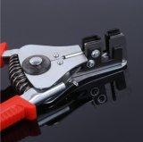 Тиски плоскогубцев провода обнажая автоматические с обнажать
