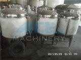 Санитарный тип делая эмульсию бак квадрата нержавеющей стали для молока (ACE-JBG-A8)