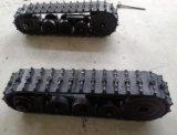 chenille en caoutchouc de petite taille Chasiss (DP-YK-180) avec un bon prix