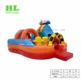 Bouncer와 Slide를 가진 Style Inflatable Funcity 해적