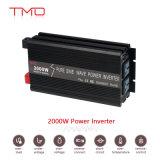 inversor puro de la potencia de onda de seno la monofásico de los plenos poderes de 300W 500W 1kVA 1.5kVA 2kVA 3kVA 4kVA 5kVA 12volt 24volt DC/AC con la visualización de LED