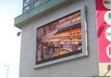 Panneau-réclame de publicité polychrome extérieur de SMD3535 P10 DEL avec l'intense luminosité