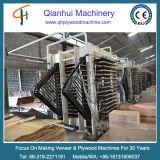 Type chaud machine de presse de dessiccateur de placage