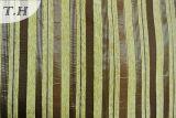 Sofá do jacquard de 2016 listras verticais e tela da cadeira (FTH31798)