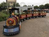 Centro Comercial Parque de atracciones de los niños Trackless Tren interiores o exteriores para la venta
