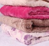 2017 Printemps et automne Quilting Couture Flanelle de couleur plus solide tissu de coton Blanket