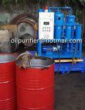 La pompe haute pression du système de rinçage de l'huile hydraulique, d'incendie Ressitant Usine de filtration d'huile hydraulique, huile pour engrenages et de purification de l'équipement Preocessing pour tuyau nettoyer