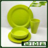 Оэс LFGB класса бамбуковые волокна посуда