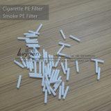 Обработка для изготовителей оборудования 1 мкм индивидуальные PE металлокерамические полимерные трубы фильтра для электронных сигарет фильтр (25*4.3mm)