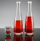L'eau minérale 330/500ml Bouteille en verre clair avec capuchon de la Verrerie de boissons
