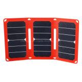 3 Flexible Panneau solaire pliable en ETFE Sunpower portatif léger /portable Banque solaire extérieur haute puissance pour les voyages&bateau solaire Chargeur solaire Sac pour le camping