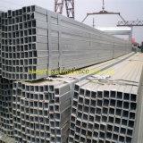 Tuyau en acier galvanisé recouvert de zinc en stock pour le pétrole et le pipeline de gaz