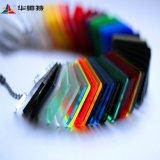 Huashuaite Noir 2mm à 50mm épais feuille acrylique