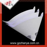 Feinmaschiges Kegel-Papier-Lack-Grobfilter