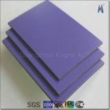 Megabond gris Matériau du panneau composite aluminium ACP