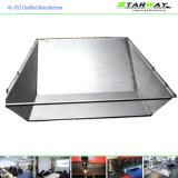 Kundenspezifisches Metallstahlpräzisionsteile mit Blech-Herstellung