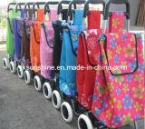 يطوي تسوق حامل متحرّك حقيبة ([إكس-407ب])