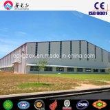 Taller de la estructura de acero con el almacenaje (SSW-184)