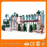 Máquina del molino harinero de maíz de la pequeña escala del precio de fábrica