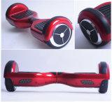 2車輪は電気スクーター、小型電気スクーターを立てる