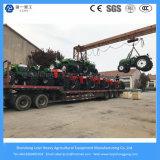 Fazenda Disel/Curta/Compact/Lawn/Jardim/Mini Tracttor/Equipamentos Agrícolas 40HP-55Tractor Agrícola da HP