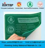 Piantare Roofing sistema materiale PVC membrana impermeabilizzante