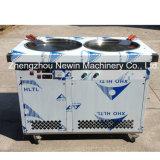 タイのステンレス鋼の二重鍋の揚げられていたアイスクリームロール機械