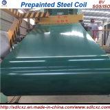 0.15*1200mm walzten Farbe beschichteten galvanisierten Stahlring PPGI kalt