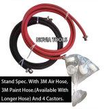 10L/Qt、2.65 Gal。 マニュアルまたは手のHVLPの混合するか、または混乱空気/Pneumatic圧力品質のペンキ鍋かタンクPT10h