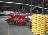 Fonte da fábrica de Qingdao. roda da espuma 400-8PU