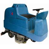 Paseo eléctrico compacto del depurador del suelo (KXD650) en tipo