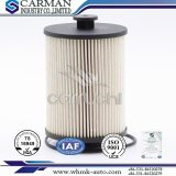 Фильтр топлива для землечерпалки кота, фильтров для машинного оборудования конструкции, фильтра для масла, автозапчастей, гидровлического фильтра для масла