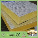 Scheda delle lane di vetro dell'isolamento termico di alta qualità con il di alluminio