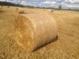 円形のベールネットの覆い1.05mの干し草ベール覆い