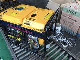 3kwは穴の販売のためのタイプ空気によって冷却されるディーゼル発電機の単位を開く