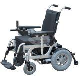 Sedia a rotelle pieghevole di alluminio di potere (EPW61)
