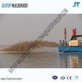 14インチの川の砂鉱山の浚渫船の砂の吸引の浚渫船